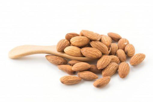 Almendras peladas natural con piel frutos secos comprar online España (2)